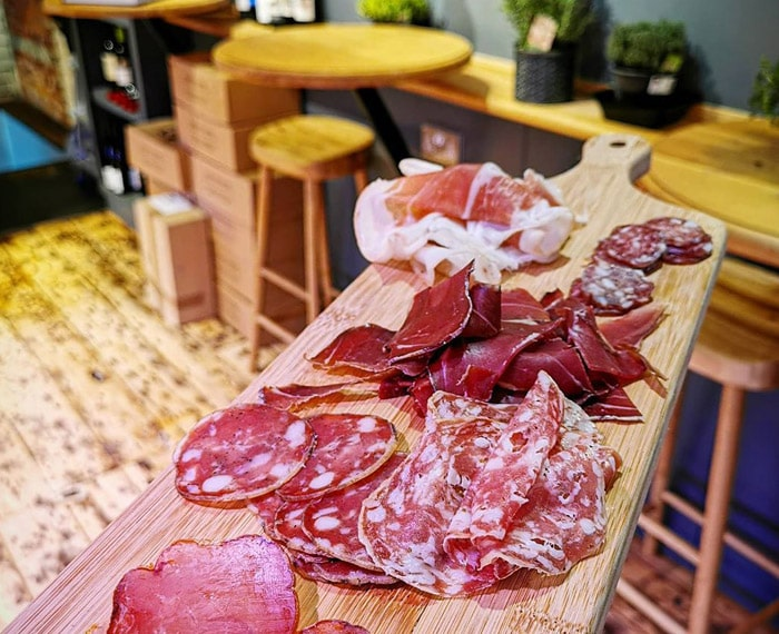 The Butcher's Quarter - Cured meats